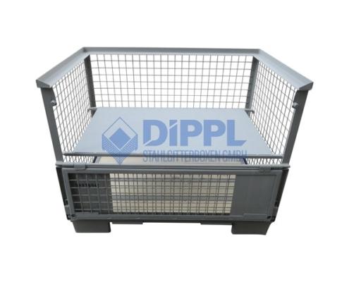 Einlegeboden Gitterbox