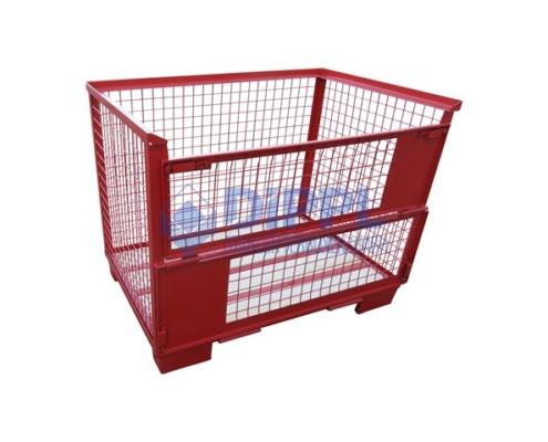 Gitterbox rot