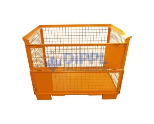 Gitterbox orangen