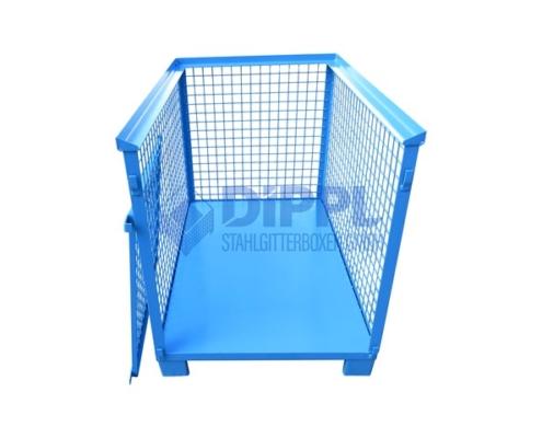 Halbhohe Gitterbox