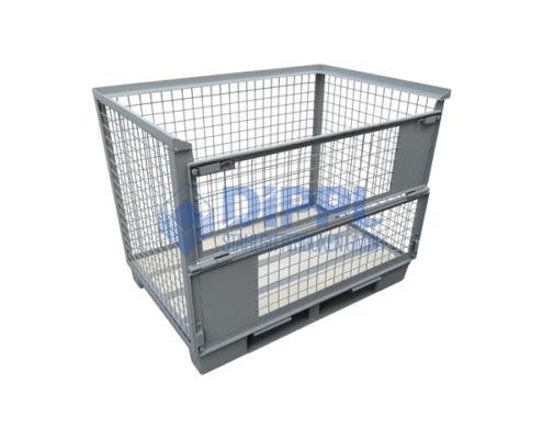 Kufen für Gitterboxen